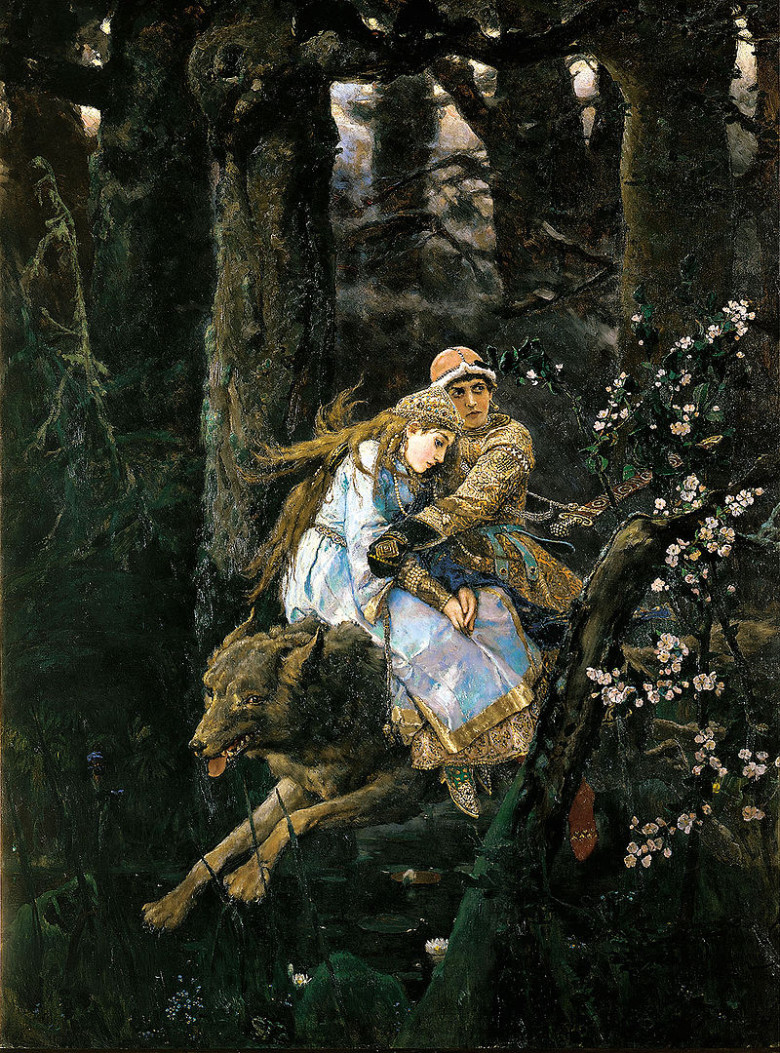 TALES: Tsarevich Ivan and Grey Wolf
