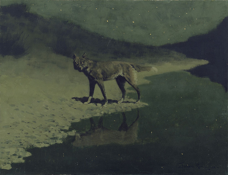 TALES: The Creation of North America and the Wolf