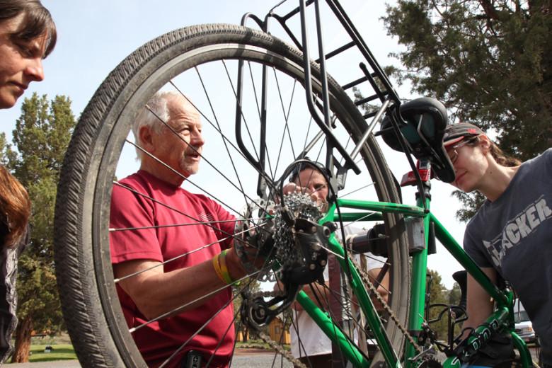 Encounter: Hans, Bike Maestro