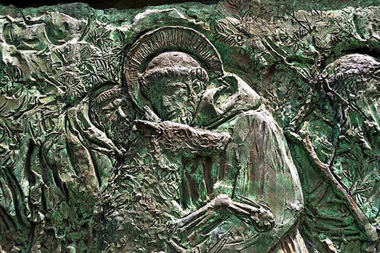 TALES: St. Francis and the Wolf of Gubbio